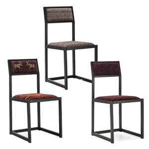 good quality modern design restaurant steel chair