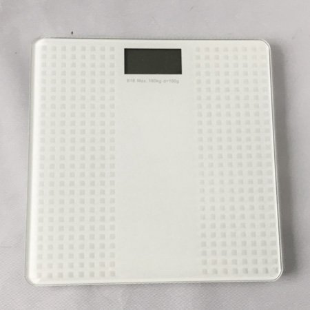 Digital body weight scale with LCD display for hotel