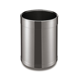 Hotel gustroom stainless steel indoor dustbins
