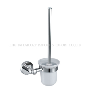 Good Quality Bathroom 304 S/S Toilet Brush Holde for Hotel Guestroom