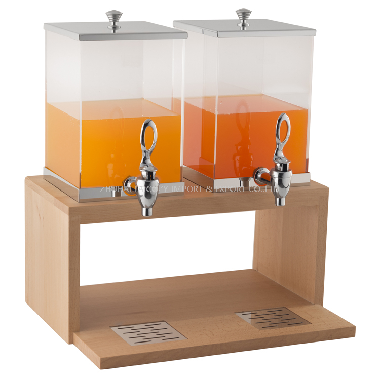 Factory Direct Wholesale Polished Tower Juice drinks dispenser