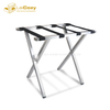 Custom Elegant Hotel bedroom Foldable baggage holder stand
