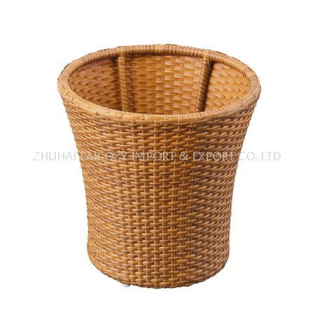 Hotel bathroom hand towel weaving laundry basket
