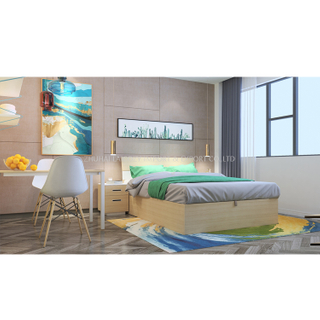 Commercial Apartment Furniture Suite Star Hotel Bedroom Set
