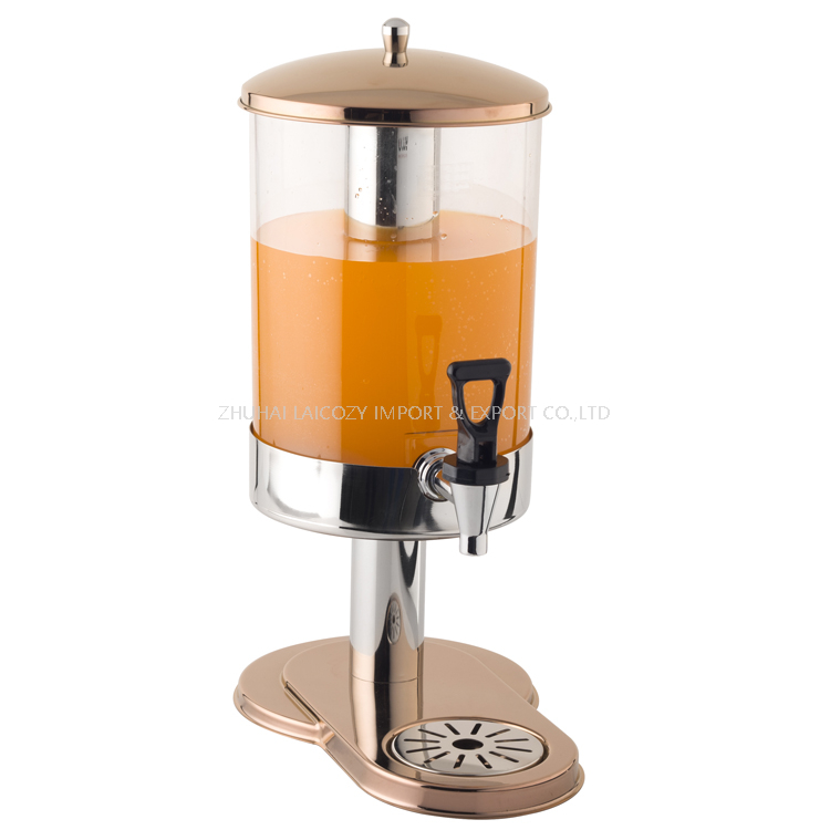 Golden Popular Beer Tower Juice drinks dispenser