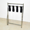 Wholesale folding stainless steel luggage racks for hotel room